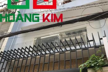 Cho thuê nhà 3 lầu  4.6x16.5m đường Bạch Đằng, P. 2, Q. Tân Bình