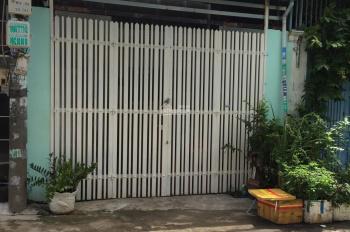Bán nhà hẻm 10m đường Thoại Ngọc Hầu, P. Phú Thạnh, Tân Phú, 4x18m, không lỗi. Giá 5,4 tỷ TL