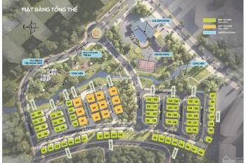 Mở bán 82 căn biệt thự Senturia Q9 giá từ 5 tỷ 1 căn xây 1 trệt 2 lầu. Diện tích 11x11m và 15x15m
