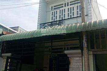 Nhà trệt lầu gần chợ nhỏ Võ Thị Hồi, xã Xuân Thới Đông, Hóc Môn