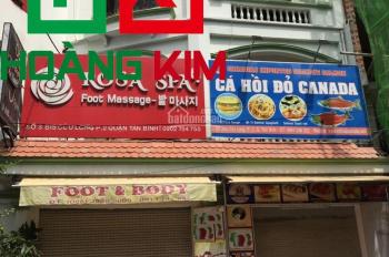 Cho thuê nhà 2 lầu  9x18m MT đường Cửu Long, P. 2, Q. Tân Bình
