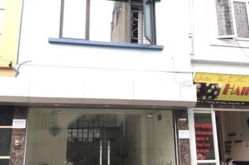Cho thuê nhà mặt phố Tôn Đức Thắng, MT: 3,5m, DT: 40m2 x 5 tầng, tập trung đông dân cư