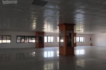 Cho thuê mặt bằng 300m2 tầng 1 trung tâm thành phố Vinh, Nghệ An