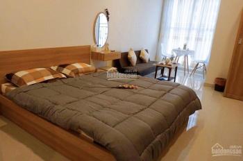 Cho thuê Studio Saigon Royal Quận 4, giá chỉ 14 triệu/tháng, đầy đủ nội thất, LH: 0903719284