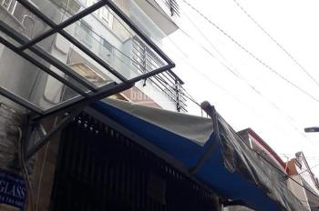 Bán nhà hẻm Phùng Chí Kiên, DT: 4m x 10m, nhà 3,5 tấm. Giá: 4tỷ300 TL