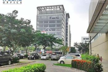 Cho thuê văn phòng đường Hoàng Văn Thái Quận 7 Tòa nhà IMV Center DT 174m2 Giá 88tr/tháng