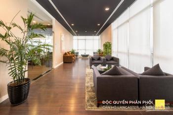 Chính chủ cần bán căn hộ Lancaster 20 Núi Trúc, Căn VIP, ban công Đông Nam giá bán 12tỷ332 triệu