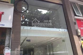 Bán nhà 8 tầng mặt phố quận Ba Đình, mặt tiền 6m, vị trí kinh doanh cực đỉnh. Lh: 0947725666