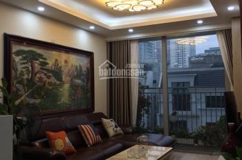 Cho thuê chung cư 88 Láng Hạ, Sky Tower, Đống Đa DT 145m2, 3PN, full đồ giá 19tr/tháng. 0901751599