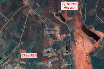 Đất thổ cư mặt tiền đường Lý Thường Kiệt, P Lộc Phát, Bảo Lộc