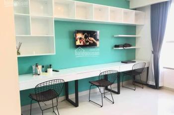 Chính chủ cho thuê căn hộ Officetel Sun Avenue có nội thất, vừa ở vừa kinh doanh, giá rẻ. Hình thật