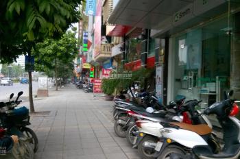 Chính chủ cần bán gấp nhà mặt phố Vương Thừa Vũ,kinh doanh,ô tô đỗ cửa,75m2x6 tầng LH:0934588995