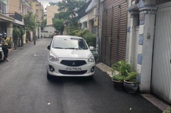 Bán nhà hẻm xe hơi tránh nhau, Nguyễn Thái Sơn, P5, DT 5.3x14m, giá có 6.7 tỷ