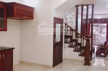 Cho Thuê Nhà Riêng Ngõ 63 Lê Đức Thọ, Dt 64m2 x 4 tầng. MT4,5m nhà đẹp, giá 17tr. Lh 0964268694