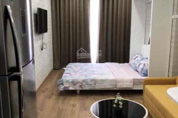Cho thuê gấp officetel Millennium  HT rèm,máy lạnh 30m2 view Bitexco 12 tr/th. LH 0916020270