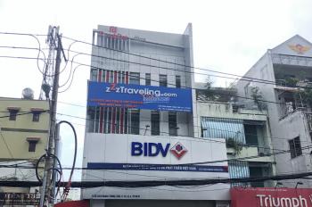 Cho thuê nhà mặt tiền Lý Thường Kiệt, quận 10 gần Nguyễn Chí Thanh 8x17m, 3 tầng, sân thượng
