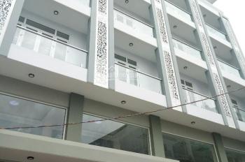 Cần cho thuê văn phòng building mặt tiền Lý Thường Kiệt, ngã 4 Bảy Hiền, 200m2/sàn, 230 ngàn/m2/th
