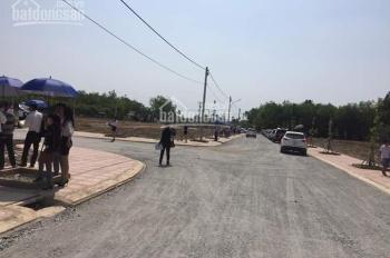 Bán đất thổ cư MT Bình Chuẩn gần chợ Bình Chuẩn DT 72m2,giá  925 triệu, sổ riêng.