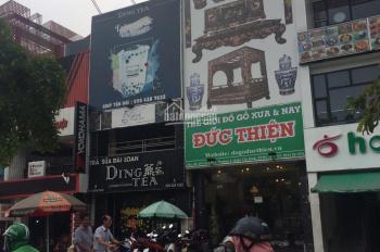 Cho thuê MT Nguyễn Thái Bình , P.4 Tân Bình DT: 5.5x11m, 2 Lầu mới vị trí KD đẹp giá 33 triệu/tháng