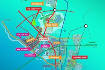 Mừng khai trương Uniland - TAC, chính thức nhận đặt chỗ The Eden City chỉ 540tr/nền, TT 9 tháng SHR