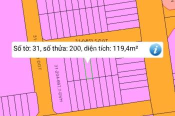Bán đất khu tái định cư Hiệp Phước, cạnh chợ đêm, LH: 0704487698