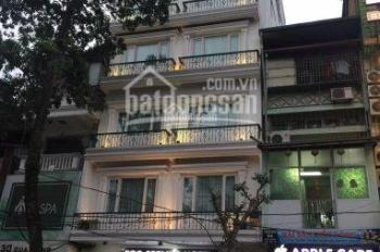 Bán nhà 10 tầng mặt phố Trấn Vũ mặt hồ Trúc Bạch quận Ba Đình