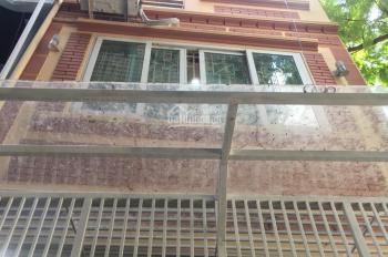 Bán nhà mặt ngõ đường Kim Giang, Thanh Xuân, 52m2, 4 tầng, 4 phòng ngủ, mặt ngõ rộng 3m