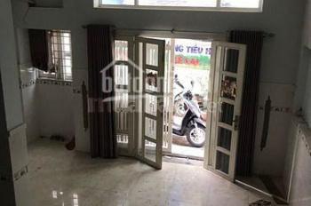 Bán nhà hẻm 78  Khánh Hội 5,5 x 9 no hậu 6,2m 1 lầu đẹp giá 4,9 tỷ
