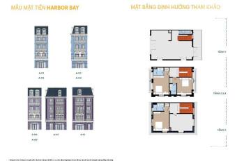 Chính chủ cần bán căn HB203 dự án Harbor Bay Hạ Long mặt đường 10m liên thông 3 bán đảo. 0902166017
