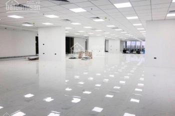 Cho thuê sàn thương mại tầng 3 khu Ngoại Giao Đoàn đồ cơ bản, 1.284m2 , 230 nghìn/m2/th.0836291018