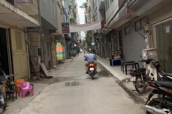 Chính chủ bán mảnh đất ngõ 68 Triều Khúc, Thanh Xuân: DT: 120m2, MT 7m. LH: 098.179.1199