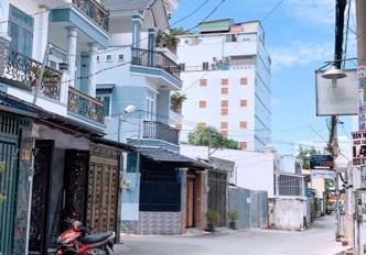 Bán mặt tiền hẻm rộng, nhà đường Quang Trung, Phường 8, quận Gò Vấp