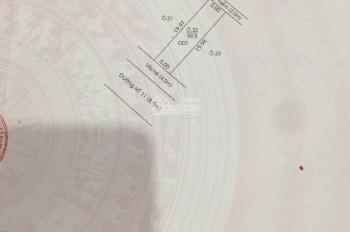 Bán đất 5x20m, 2 lô liền sổ riêng đường Số 11 KDC Hiệp Thành 3. Hàng hiếm