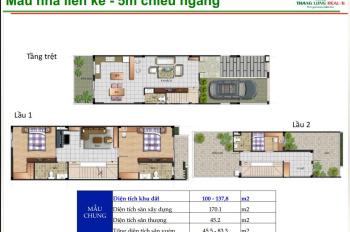 Thăng Long Home Hưng Phú - chuyển nhượng nền đẹp giá tốt nhất 0906845499
