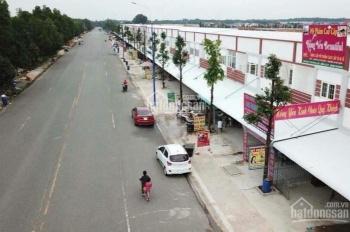 Nhà ở thương mại DV KCN Bàu Bàng 1 trệt, 1 lầu + 4 phòng trọ gác lửng giá chỉ 8tr/m2 - 0987.993.219