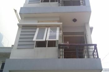 Bán nhà trệt lửng 3 lầu 12ph cực đẹp đường Ký Con, P. Nguyễn Thái Bình Q1, 4x18m, thu nhập 100tr