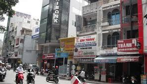 Bán nhà MT góc Calmette. P. Nguyễn Thái Bình, Q.1, DT: 4m x 21m, trệt 2 lầu giá 43 tỷ