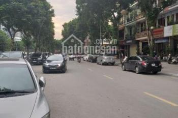Cần bán gấp nhà mặt phố Nguyễn Văn Huyên, Hoàng Sâm, Nghĩa Đô, Cầu Giấy. DT 90m2, giá 17,5tỷ KD tốt
