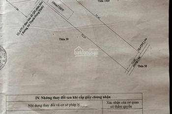 Bán 980m2 đất vườn cây ăn trái, Rất thích hợp làm nhà vườn, Tại Cầu Ngang, Hưng Định, Thuận An, BD