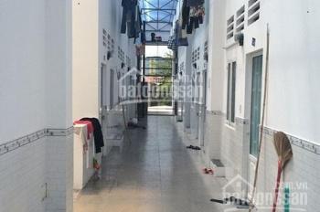 Bán gấp dãy trọ 8 phòng đường Thống Nhất, P16 quận Gò Vấp, gần chợ Xóm Mới, 100m2, giá 1.6tỷ, SHR