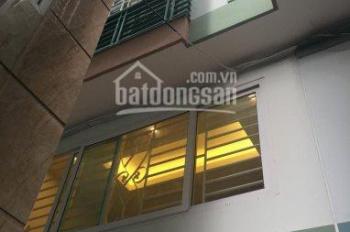 Chính chủ bán nhà 4 tầng ngõ Khương Trung 37m2, xây 4 tầng, 4 phòng ngủ - 0982167284
