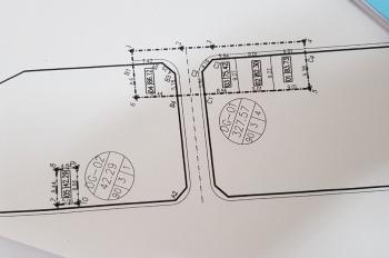 Bán đất Tàm Xá, Đông Anh, dt86 m2, mặt tiền 3 mặt, có khuôn viên, vỉa hè, đường 7 m