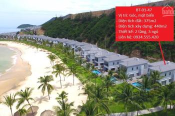 Chú tuấn, cần bán gấp biệt thự Vinpearl Nha Trang, cắt lỗ 1 tỷ - mặt biển rất đẹp - 0934.555.420