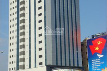 Cho thuê văn phòng Điện Biên Phủ quận Bình Thạnh, DT 336m2, giá 148 triệu/tháng LH 0763966333