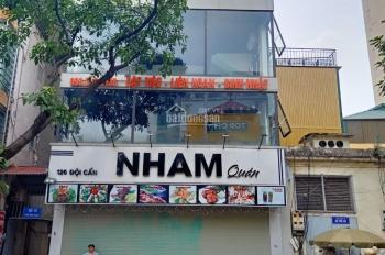 Cho thuê nhà mặt phố Khâm Thiên: 62m2 x 5.5 tầng, mặt tiền 5m, có thang máy. LH: 0974557067