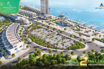 Mở bán Shophouse, biệt thự dự án Marina Complex mặt tiền sông Hàn. LH: 0962636940
