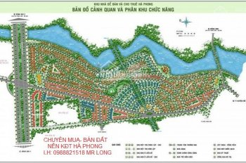 Chính chủ bán biệt thự 170m2 KĐT Hà Phong, Mê Linh sổ đỏ, giá 2,7 tỷ
