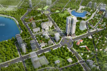 Bán Suất ngoại giao CC cao cấp Golden Park, vị trí trung tâm quận Cầu Giấy, view 2 công viên, HT 0%