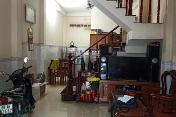 Bán nhà 1 trệt 1 lầu, 4x10m, 2PN, giá 2,55 tỷ, đường Bình Thành, Bình Tân. Liên hệ: 0933 477 653 .