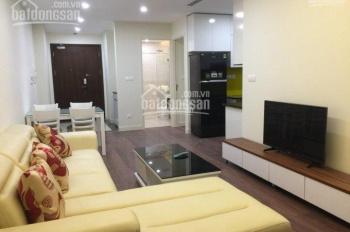 Cho thuê căn hộ 2 PN đồ cơ bản tại dự án GoldSeason Nguyễn Tuân, giá 10tr/th. LH 0392459222
